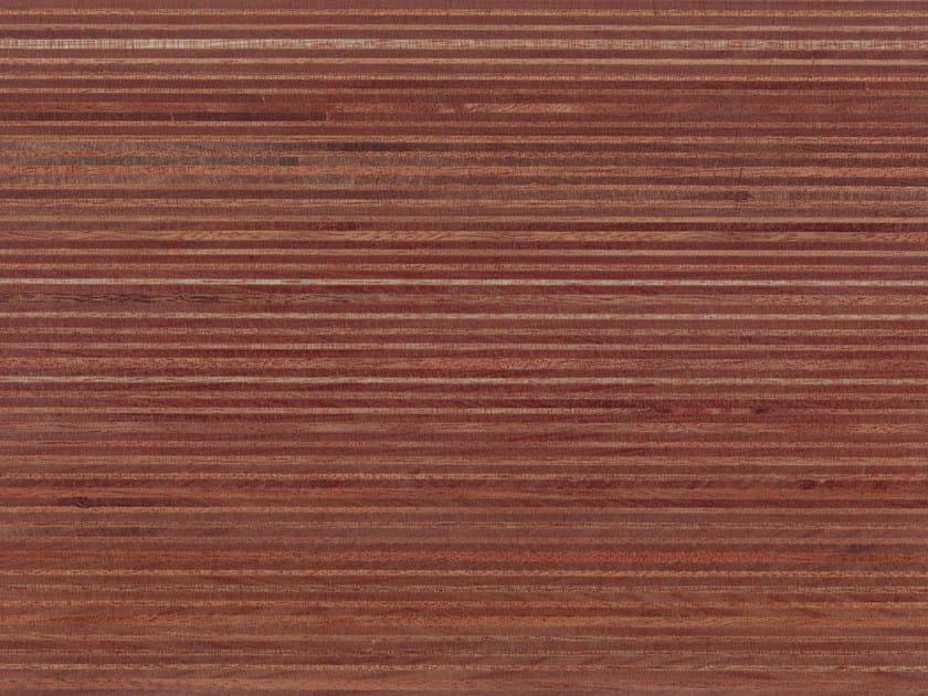 Okoumé Veneered panel PLEXWOOD® OCOUMÈ - Plexwood