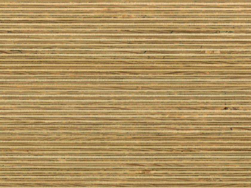 Spruce Veneered panel PLEXWOOD® DEAL - Plexwood