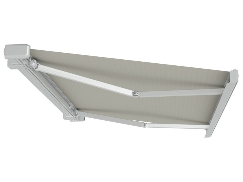 Box Folding arm awning DISCUS by HELLA