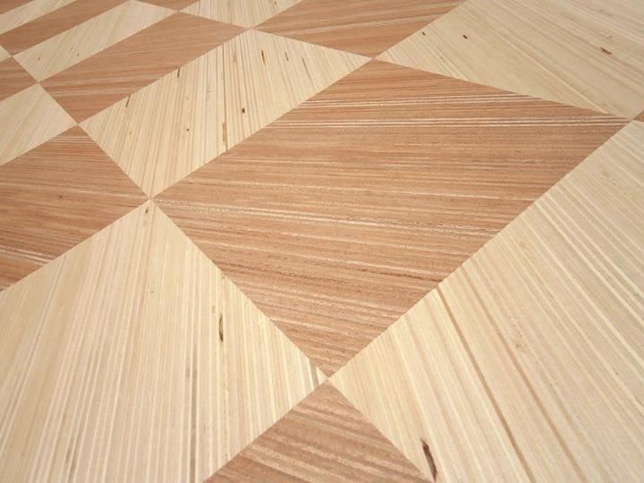 Plexwood - Geometric tiles