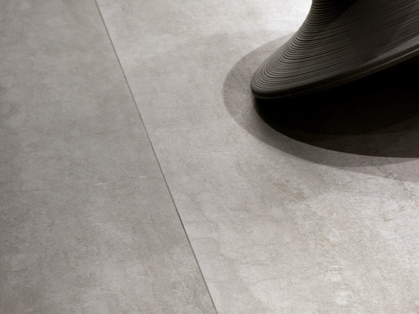 Frost proof wall/floor tiles with marble effect I NATURALI - Laminam