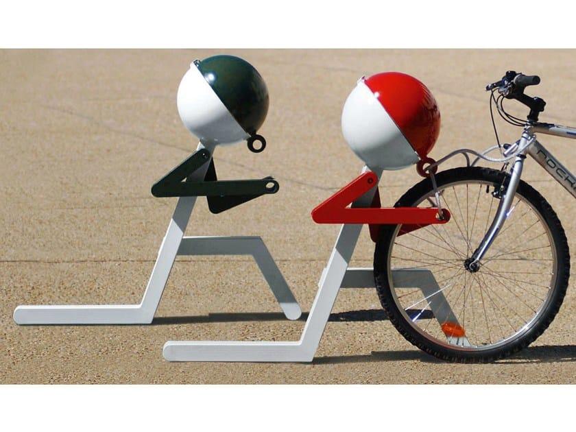 Steel Bicycle rack PIT-STOP - Metalco