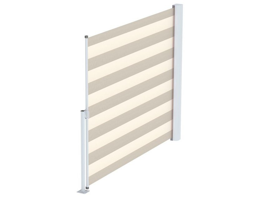 Fabric garden partition Wind and sight screen by HELLA