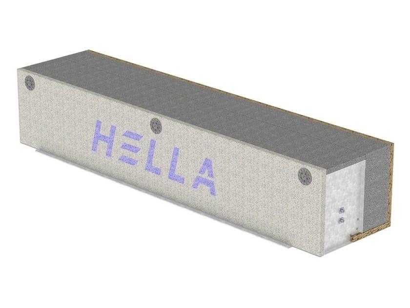 Box for roller shutter HELLA TRAV - HELLA Italia