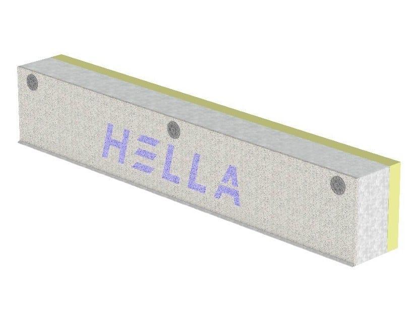 Box for roller shutter HELLA Recessed TRAV by HELLA