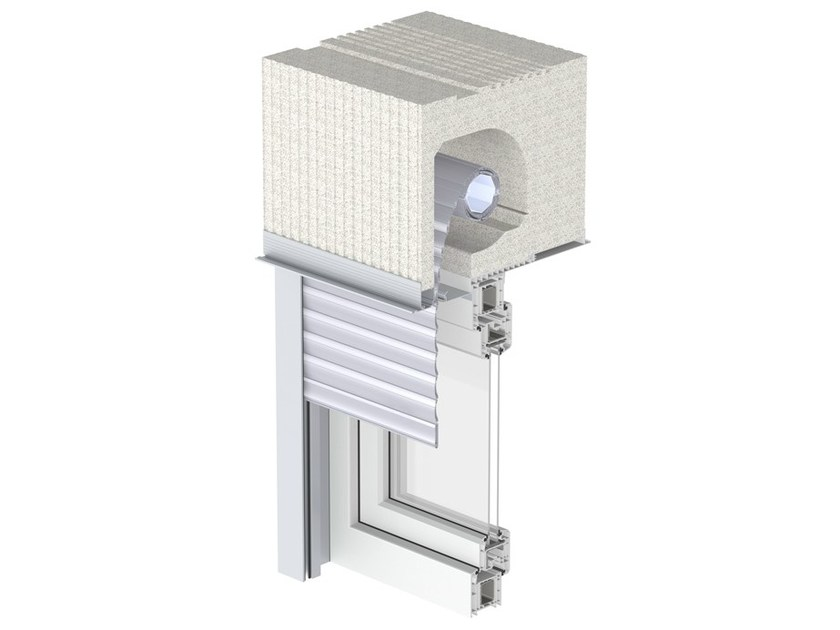 Box for roller shutter TOP PSI by HELLA