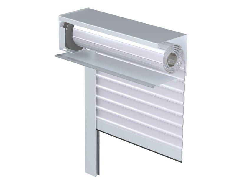 Box for roller shutter NOVA Recessed element - HELLA Italia