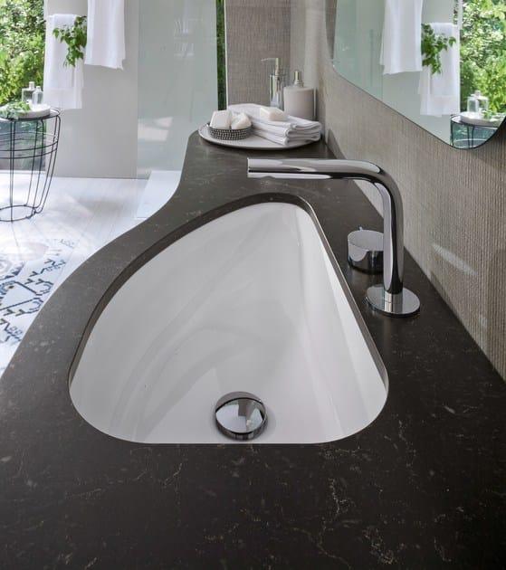 Mobile lavabo laccato sospeso comp msp12   ideagroup