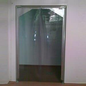 Flexible leaf door Flexible industrial door - A.T.I. Dainese