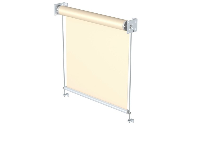 Roller blind with guide system SM 104 | Awning by HELLA