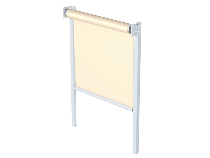 Roller blind with guide system SM 101 | Awning - HELLA Italia