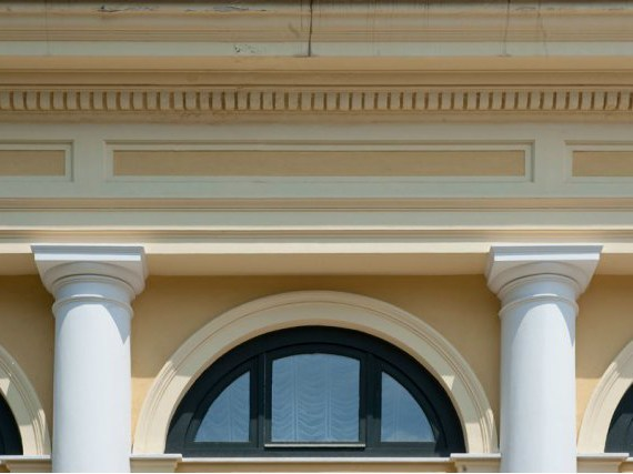 Reinforced concrete capital Capital - F.lli Maresca