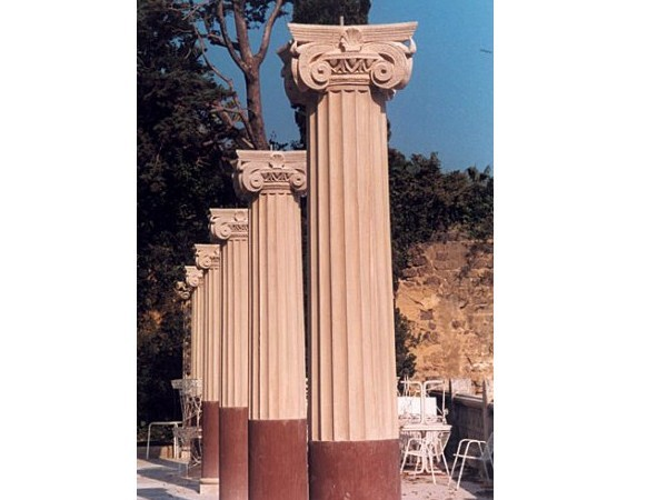 Reinforced concrete column Column - F.lli Maresca