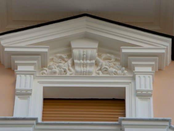 Reinforced concrete tympanum Tympanum - F.lli Maresca