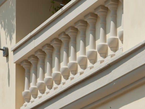 Reinforced concrete Railing Parapetto - F.lli Maresca