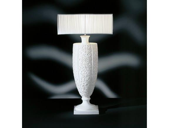 Table lamp BIANCA INTAGLIATA - Transition by Casali