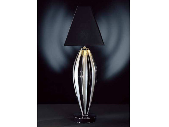 Table lamp NERO/PLATINUM - Transition by Casali