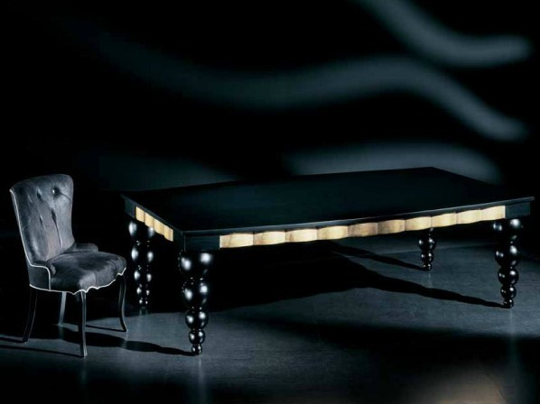 Rectangular table AMBIANCE 128 | Table by Transition by Casali