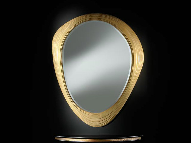 Framed oval mirror AMBIANCE 145 | Mirror by Transition by Casali