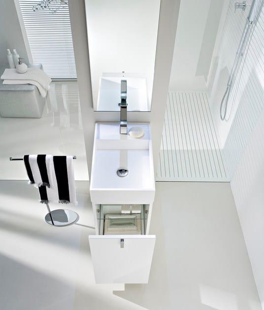 Single wall-mounted vanity unit COMP C11 - IdeaGroup