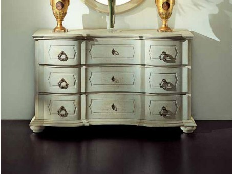 Free standing chest of drawers AMBIANCE 101 | Chest of drawers - Transition by Casali