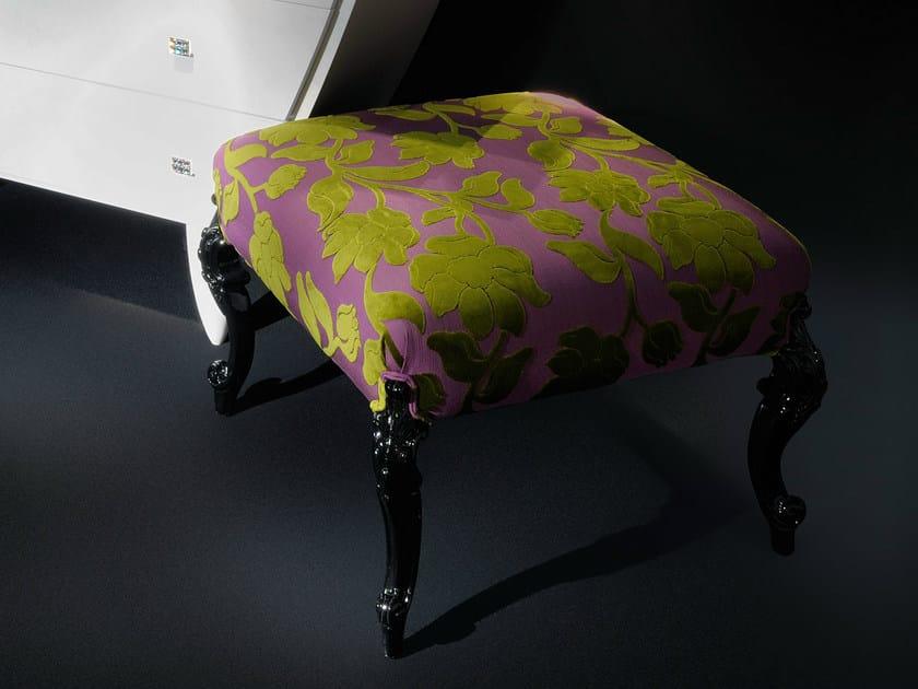 Upholstered pouf AMBIANCE 138 | Pouf - Transition by Casali