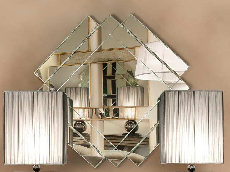 Wall-mounted mirror AMBIANCE 150 | Mirror - Transition by Casali