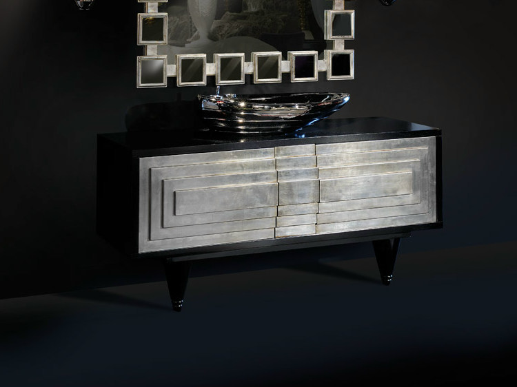 Sideboard with doors AMBIANCE 142 | Sideboard - Transition by Casali