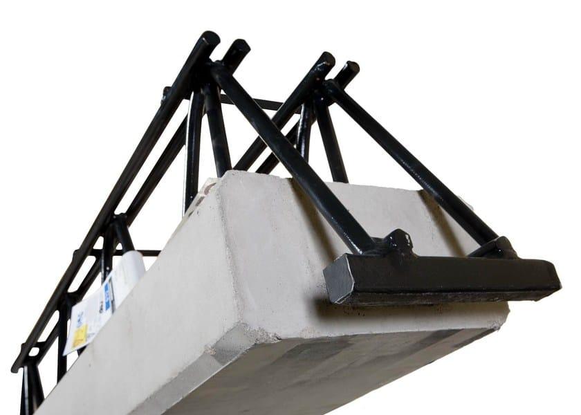 Mixed steel-concrete beam and column Beam NPS® CLS - Tecnostrutture