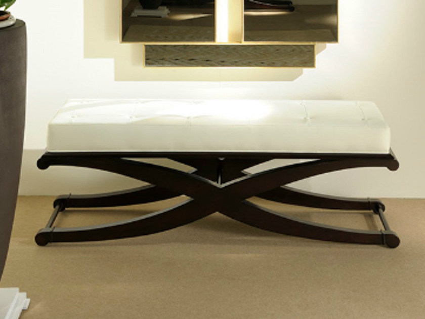 Upholstered bench ART DECO MILANO | Bench - Transition by Casali