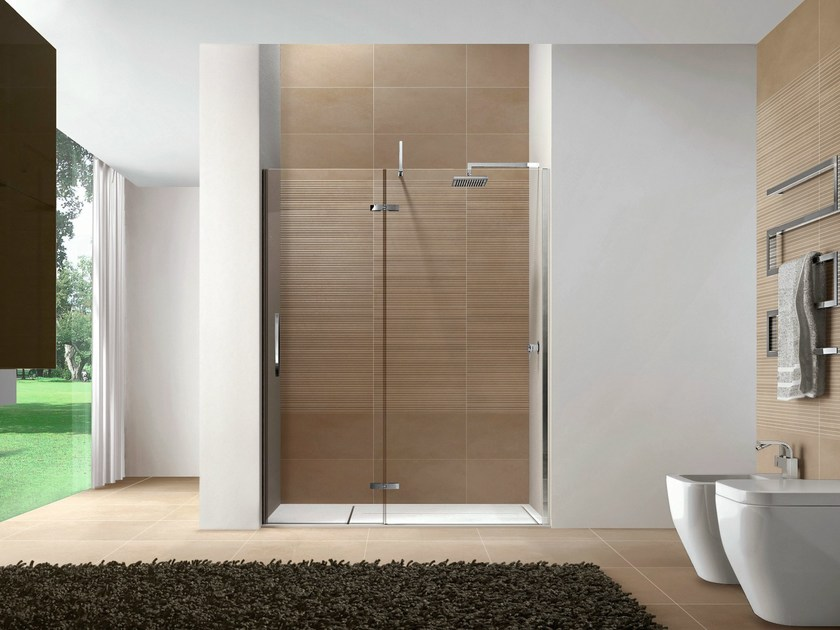Rectangular Aquatek shower cabin CLIP02 - IdeaGroup