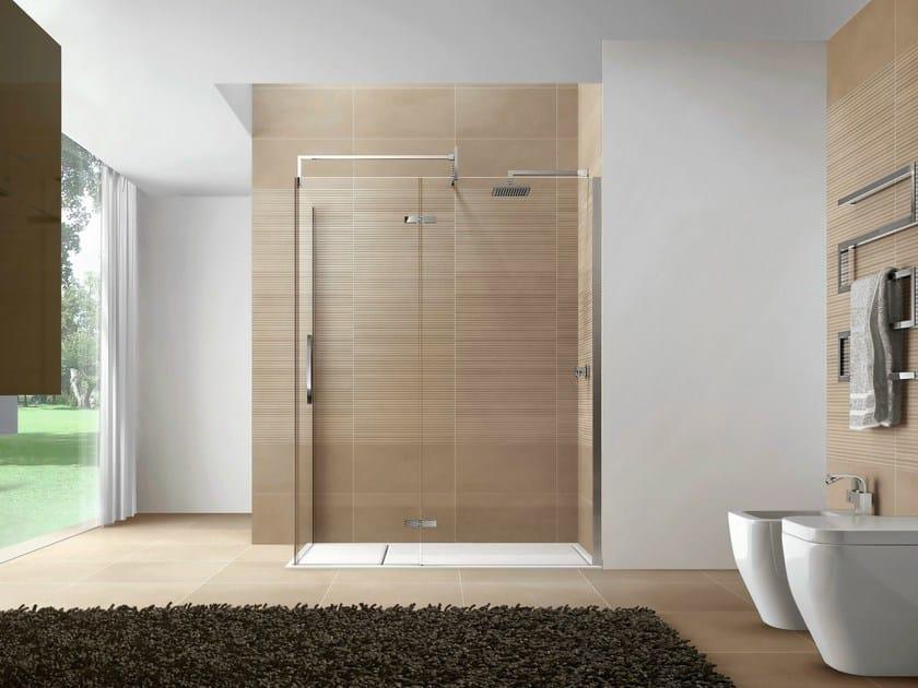 Rectangular Aquatek shower cabin CLIP05 - IdeaGroup