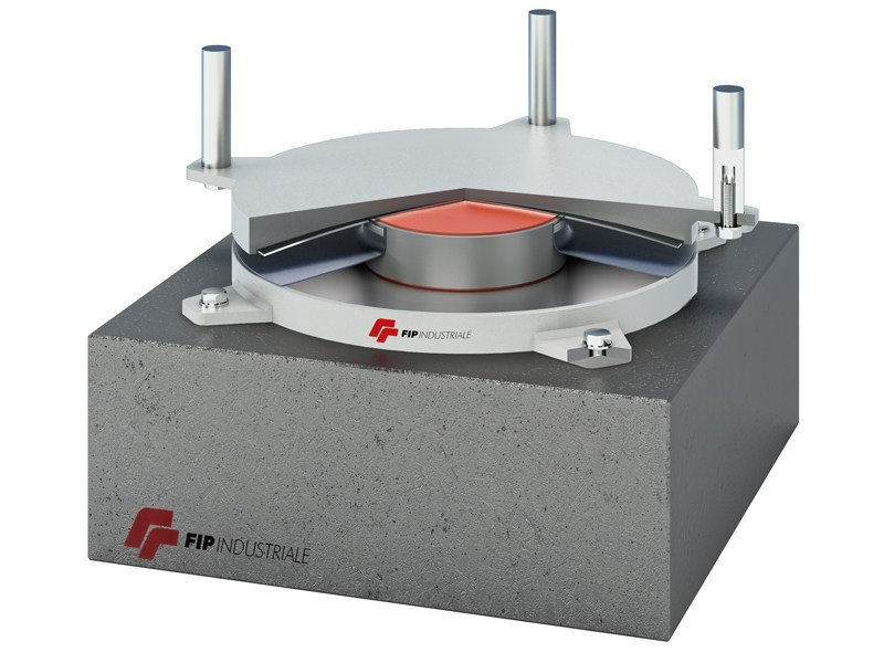 Seismic isolators FIP | Isolatore sismico - FIP INDUSTRIALE