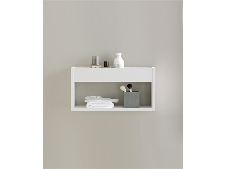 Bathroom wall shelf KETHO | Bathroom wall shelf - DURAVIT