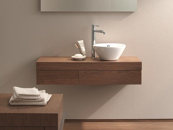 Fogo mobile lavabo by duravit for Mobile per lavabo da appoggio