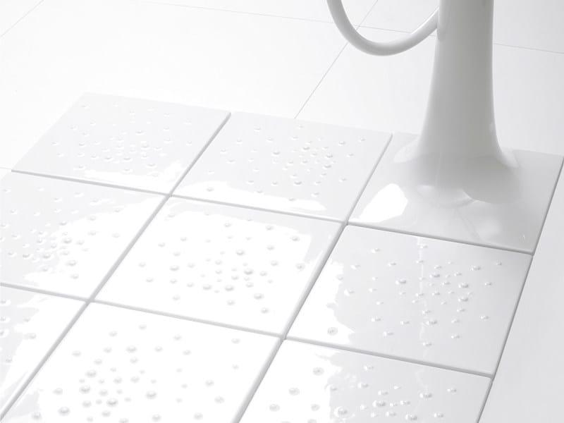 Anti-slip flush fitting modular shower tray ALBERO | Shower tray - CERAMICA FLAMINIA