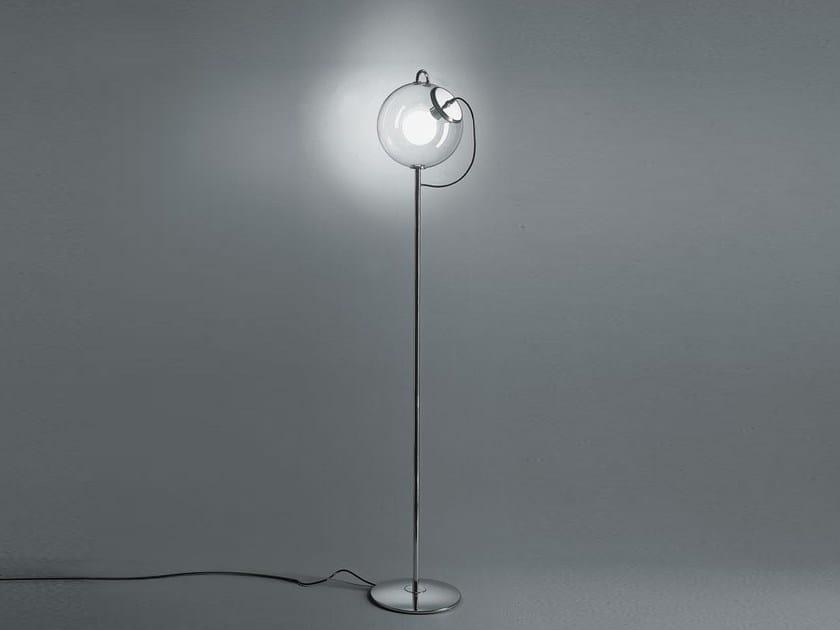 Fluorescent floor lamp MICONOS | Floor lamp - Artemide Italia