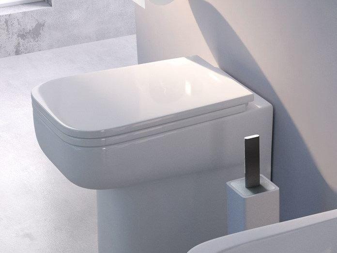 Polyester toilet seat COMO | Toilet seat by CERAMICA FLAMINIA