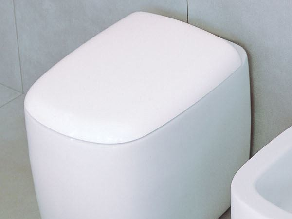 Toilet seat MONO'   Toilet seat - CERAMICA FLAMINIA