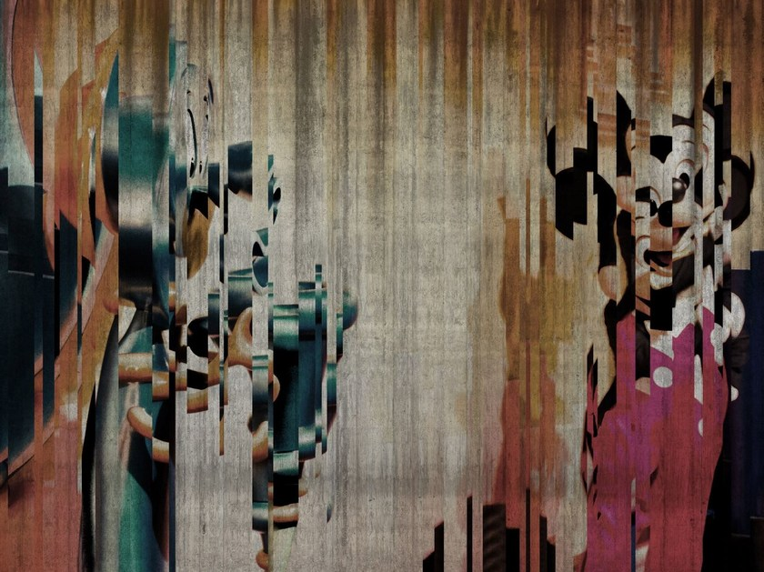 Motif BARCODE - Wall&decò