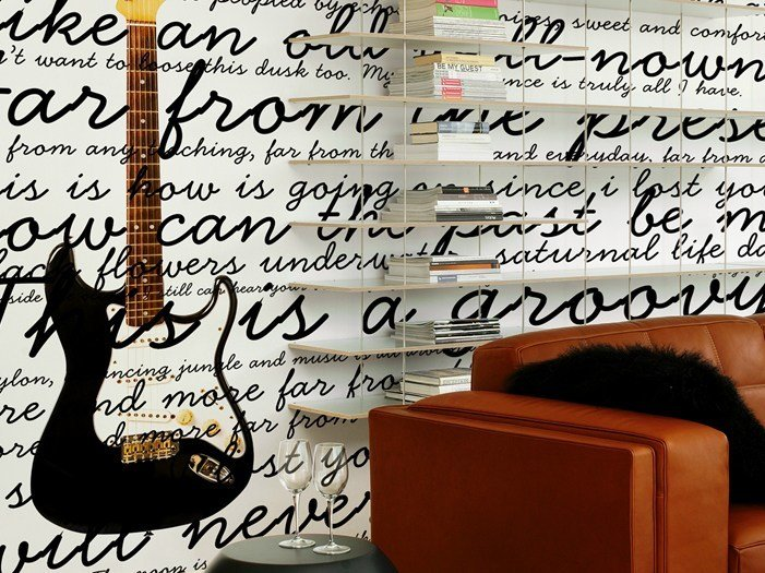 Writing GROOVE by Wall&decò