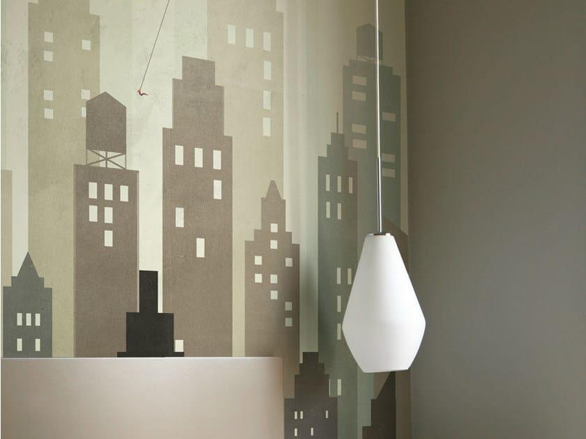 Landscape wallpaper EMPIRE - Wall&decò