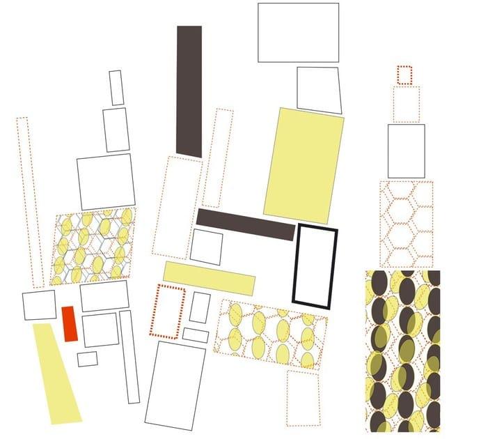 Geometric MOHOLY - Wall&decò