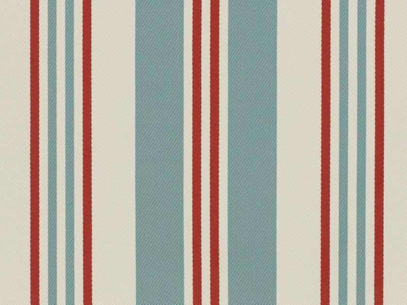 Striped fire retardant washable Trevira® CS fabric HOLIDAY - Dedar