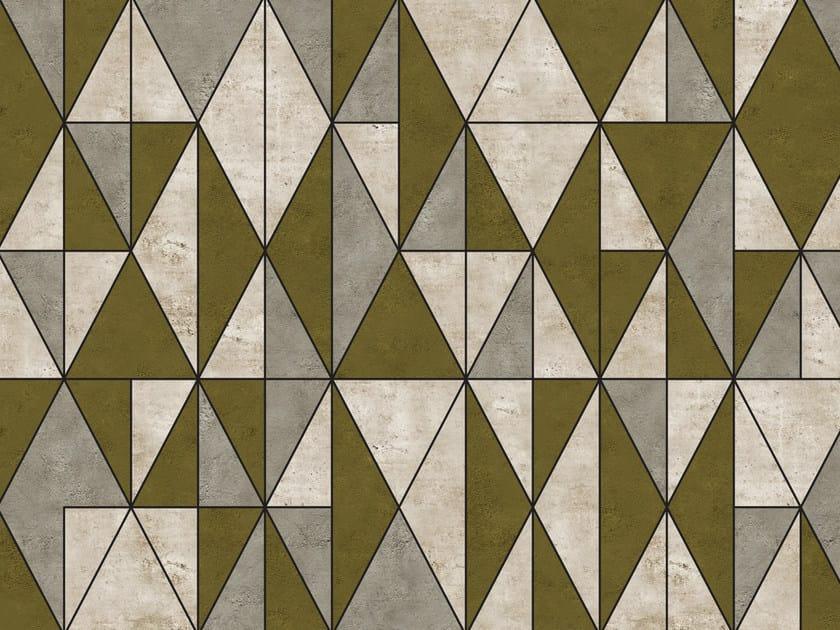 Carta da parati geometrica per esterni diecut wall dec for Carta da parati per esterni