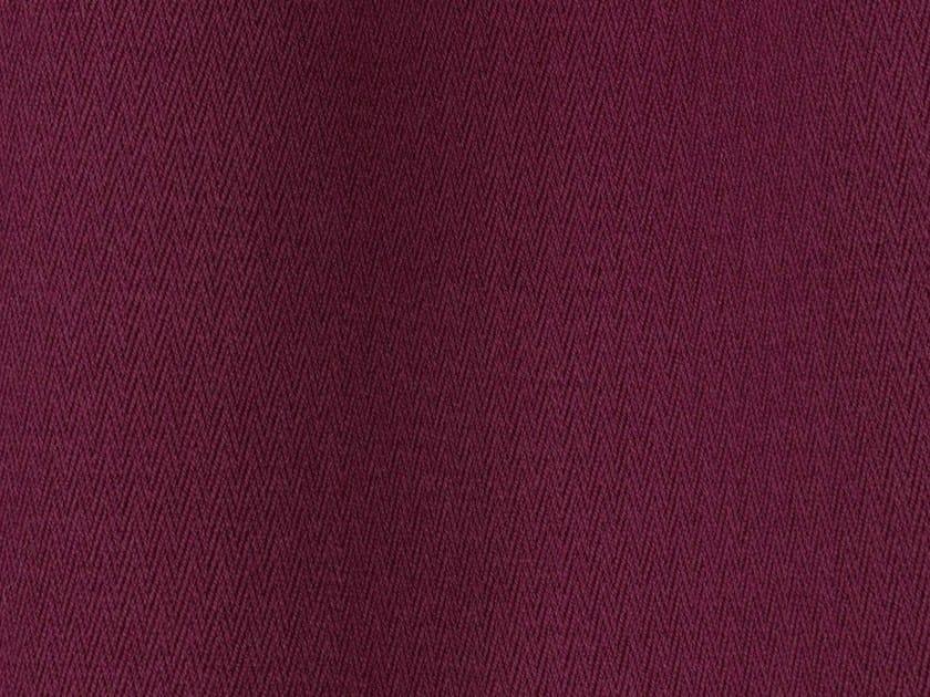Fire retardant washable high resistance Trevira® CS fabric MONOLOGO by Dedar