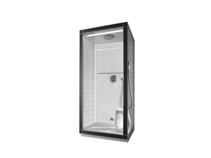 Corner shower cabin ST TROP | Corner shower cabin - DURAVIT