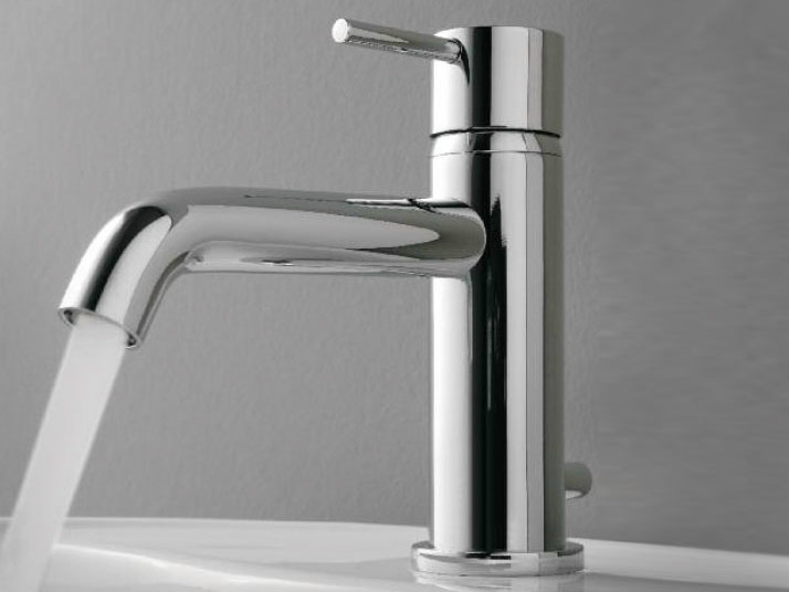 Single handle 1 hole washbasin mixer MODO | Single handle washbasin mixer - ZAZZERI