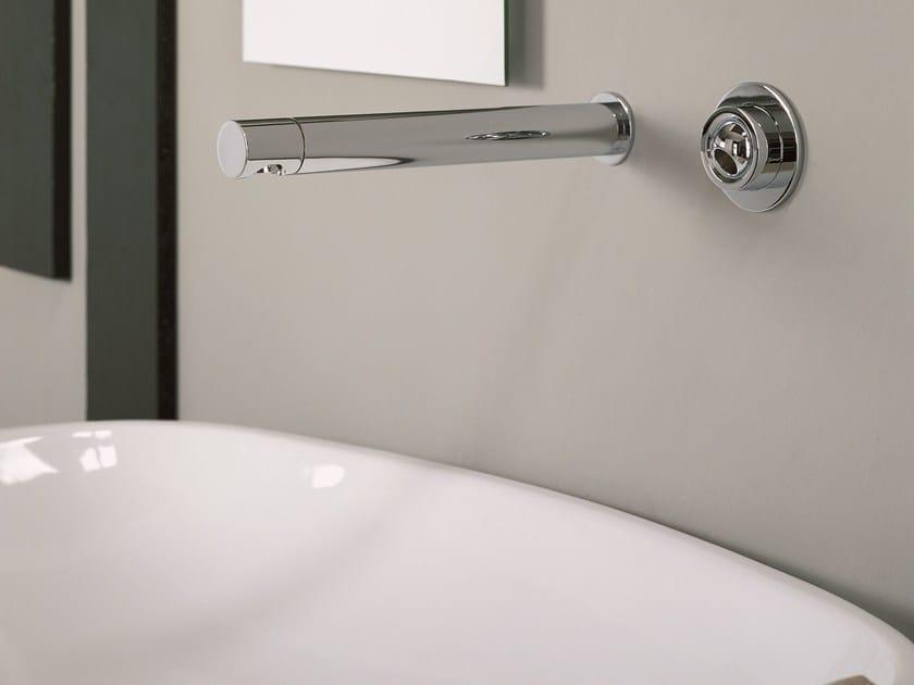 Rubinetto per lavabo a muro z point rubinetto per lavabo a muro zazzeri - Rubinetti a muro bagno ...