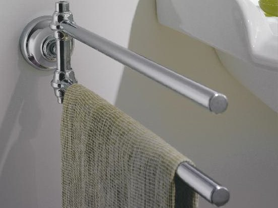 Towel rack 800 | Towel rack by ZAZZERI